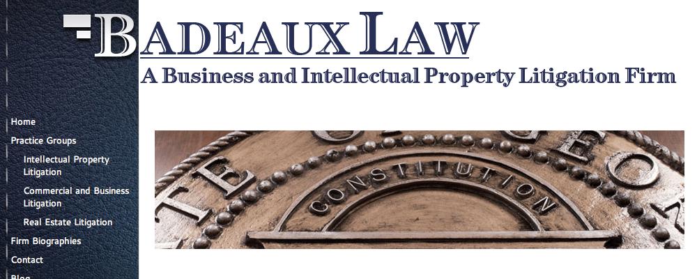 Badeaux Law